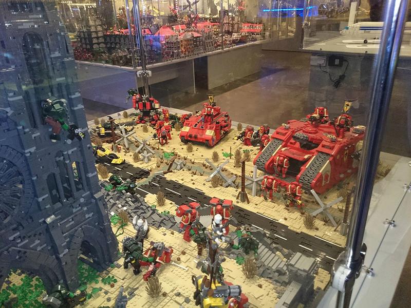 [Lego] Warhammer 40000 010