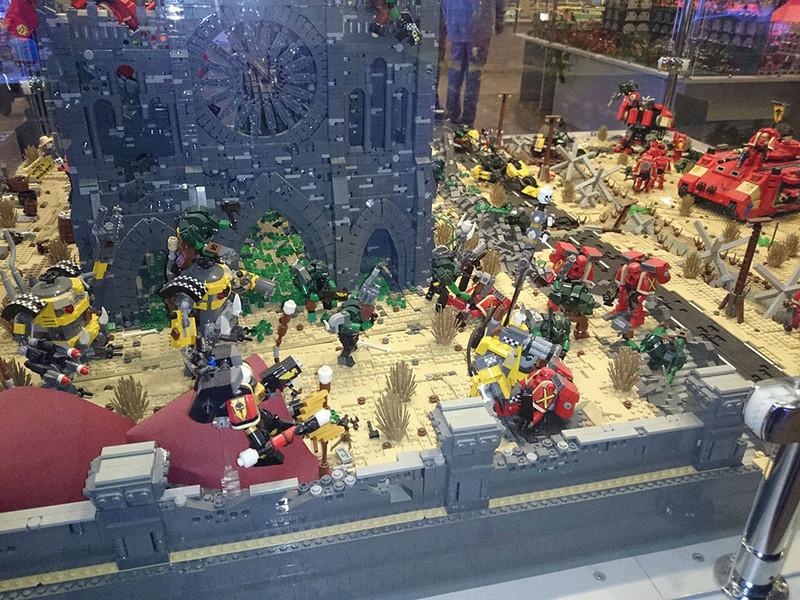 [Lego] Warhammer 40000 110