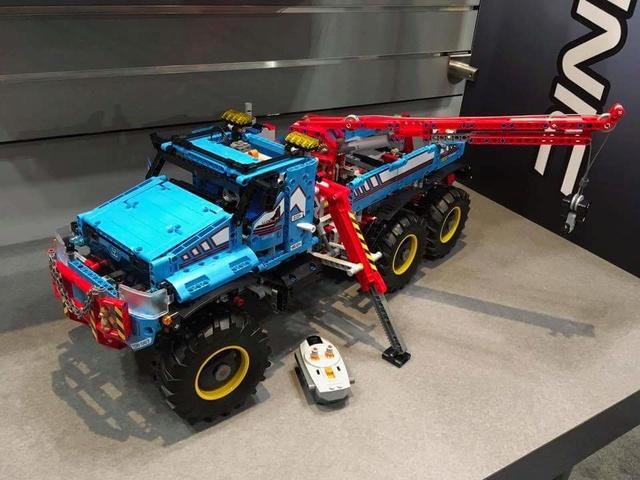Les News Lego Technic : toutes les infos ! 16729210