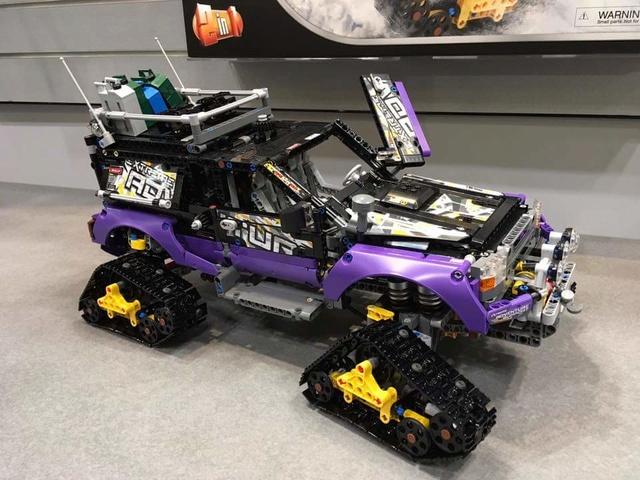 Les News Lego Technic : toutes les infos ! 16729211