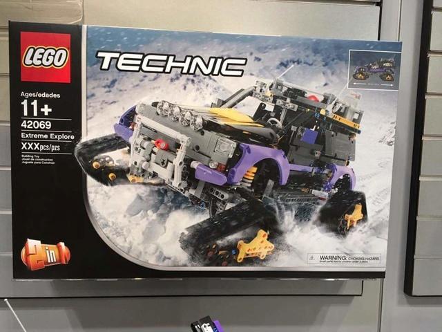Les News Lego Technic : toutes les infos ! 16807410