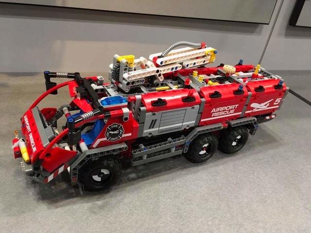 Les News Lego Technic : toutes les infos ! 16831910
