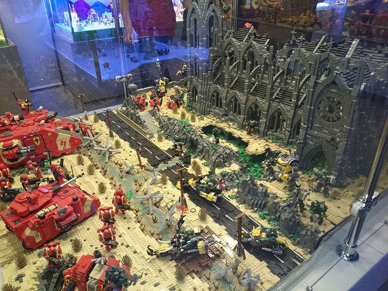 [Lego] Warhammer 40000 210