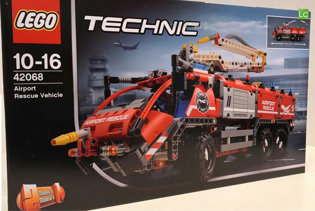 Les News Lego Technic : toutes les infos ! 31811010