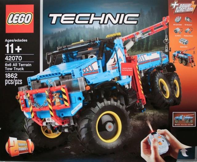 Les News Lego Technic : toutes les infos ! 42070-10