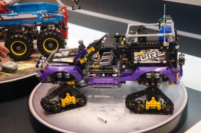 Les News Lego Technic : toutes les infos ! 97191510