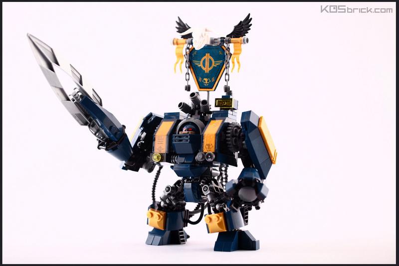 [Lego] Warhammer 40000 Aa11