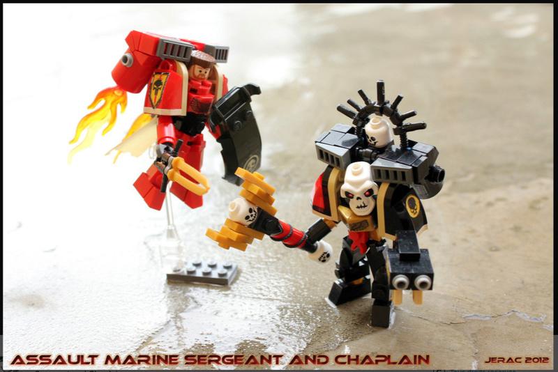 [Lego] Warhammer 40000 B10