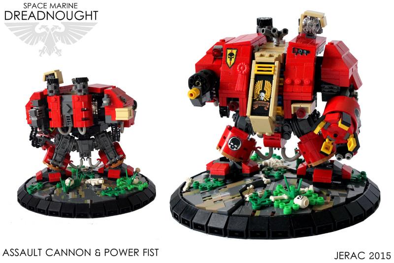 [Lego] Warhammer 40000 C10