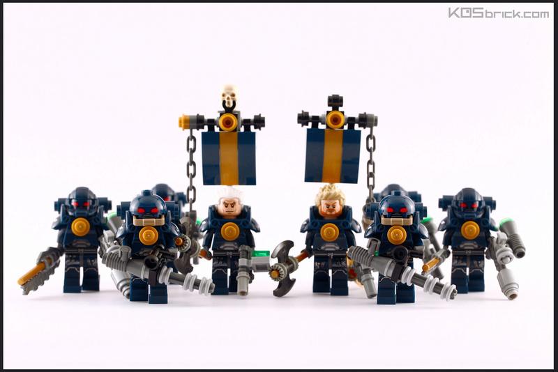[Lego] Warhammer 40000 Cc10