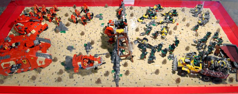 [Lego] Warhammer 40000 D10