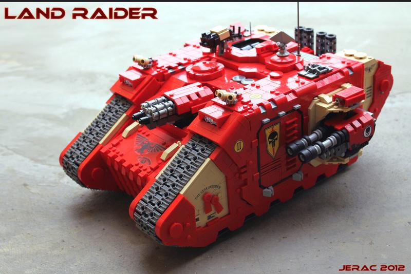 [Lego] Warhammer 40000 E10
