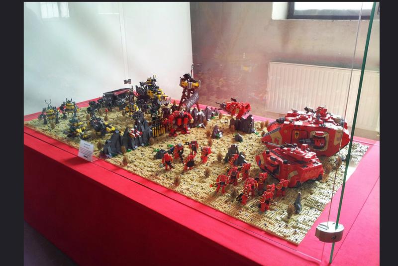 [Lego] Warhammer 40000 G10