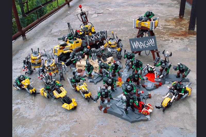 [Lego] Warhammer 40000 H10