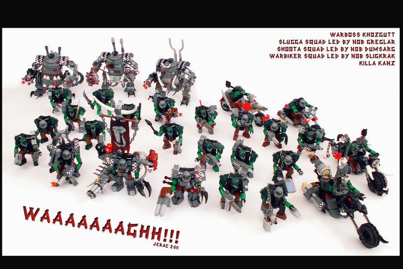 [Lego] Warhammer 40000 J10