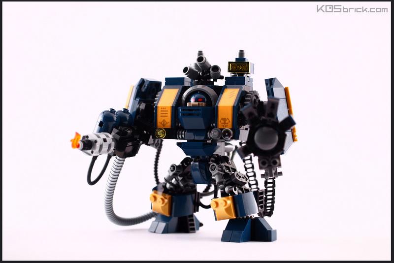[Lego] Warhammer 40000 Saqcv10
