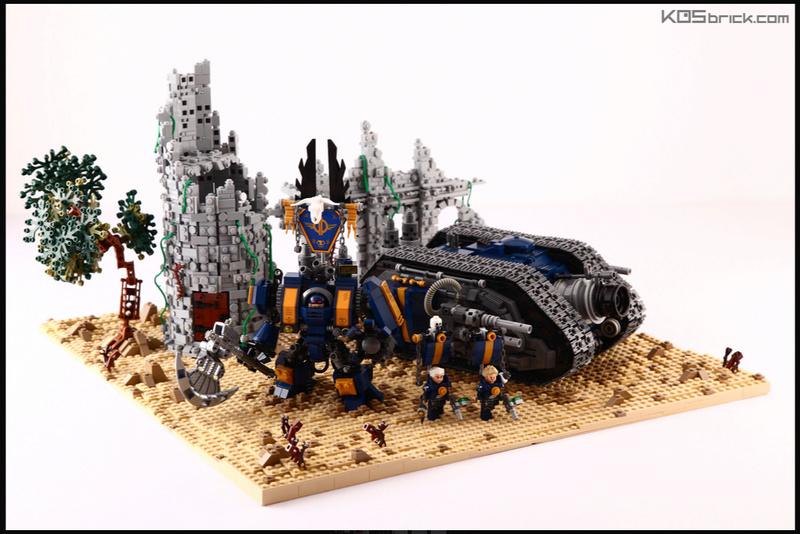 [Lego] Warhammer 40000 Scs10