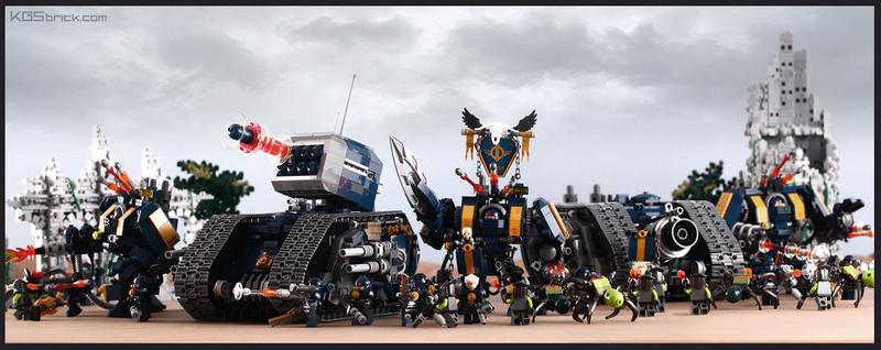 [Lego] Warhammer 40000 Scss10
