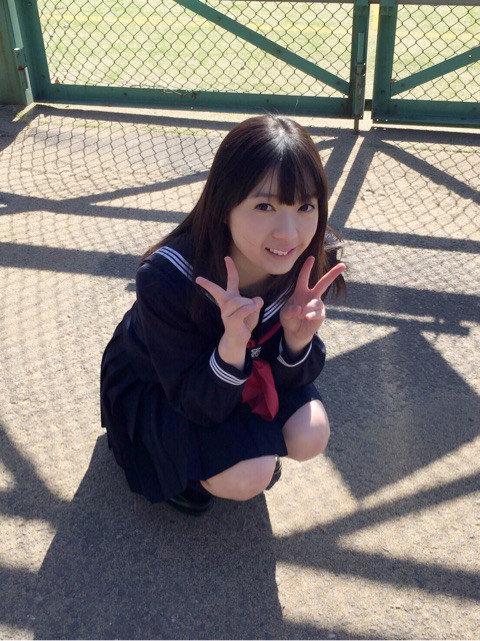 Talk/ Yamagishi Riko Blog_y10