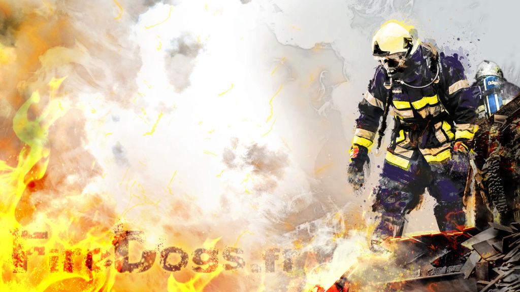 FireDogs Wallpa17