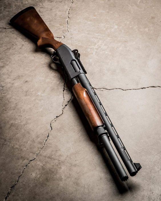 Remington 870 personnalisé 2c5ddc10