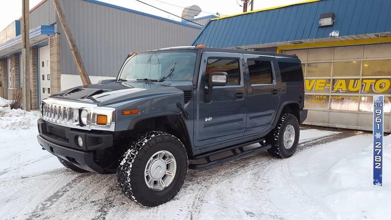 Mon premier véhicule, un HUMMER H2 2006 ! 16427210