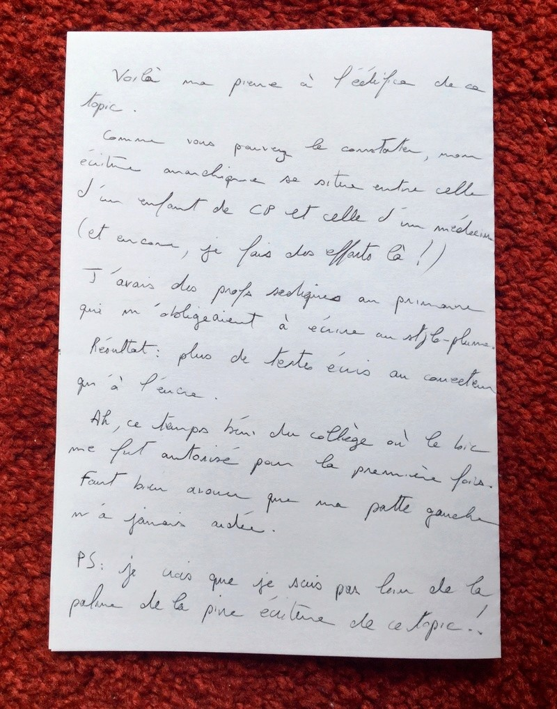 Le topic manuscrit Img_0014