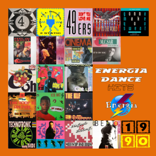 24Mar2017 ★ VA - Energia Dance Hits 1990 ★ 2017 Energi11