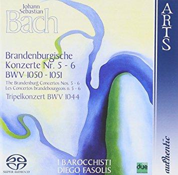 Bach, Conciertos de Brandenburgo 710rbq11