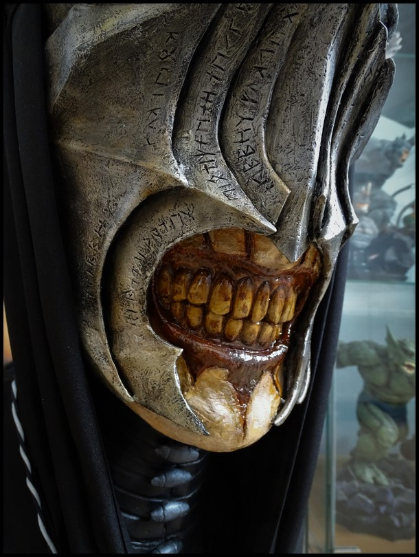 Mouth of Sauron lifesize bust (LOTR) Mouth_44