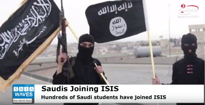 Hundreds of Saudi students in US reportedly joined ISIS, leadership knew Captur10
