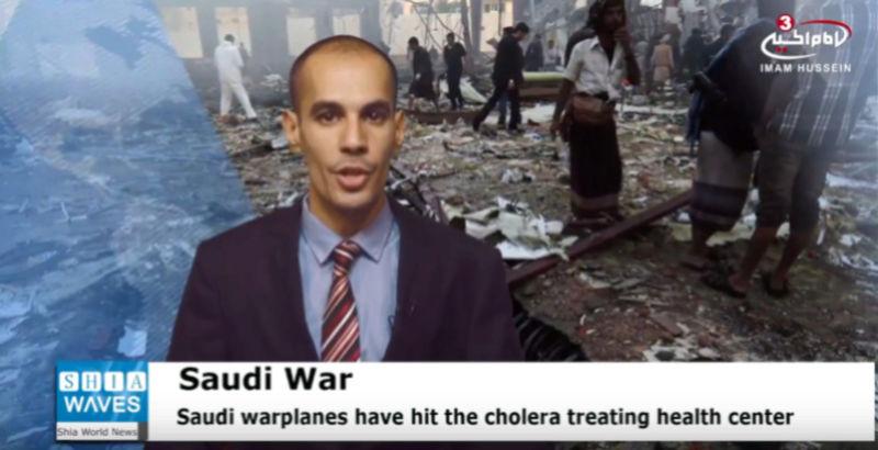 Saudi jets hit Yemen's cholera treatment center Captur11