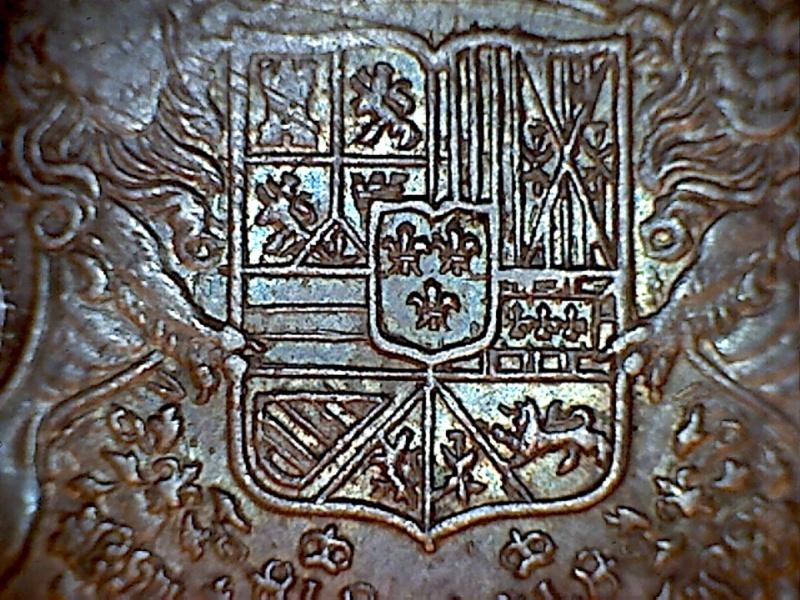 Ducaton Felipe V Amberes 1703 410