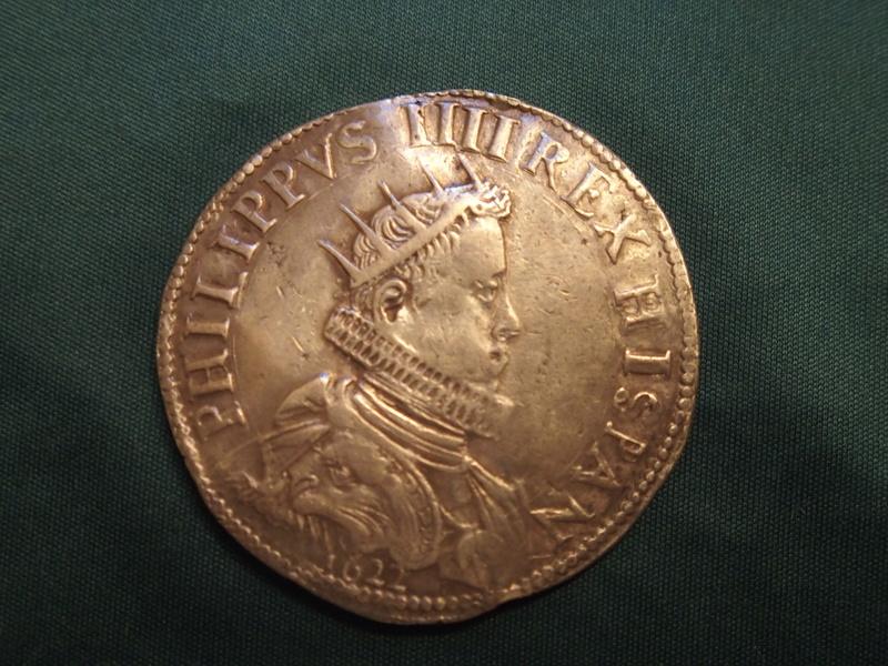Felipe IV. Ducaton Milán 1622 P5270517