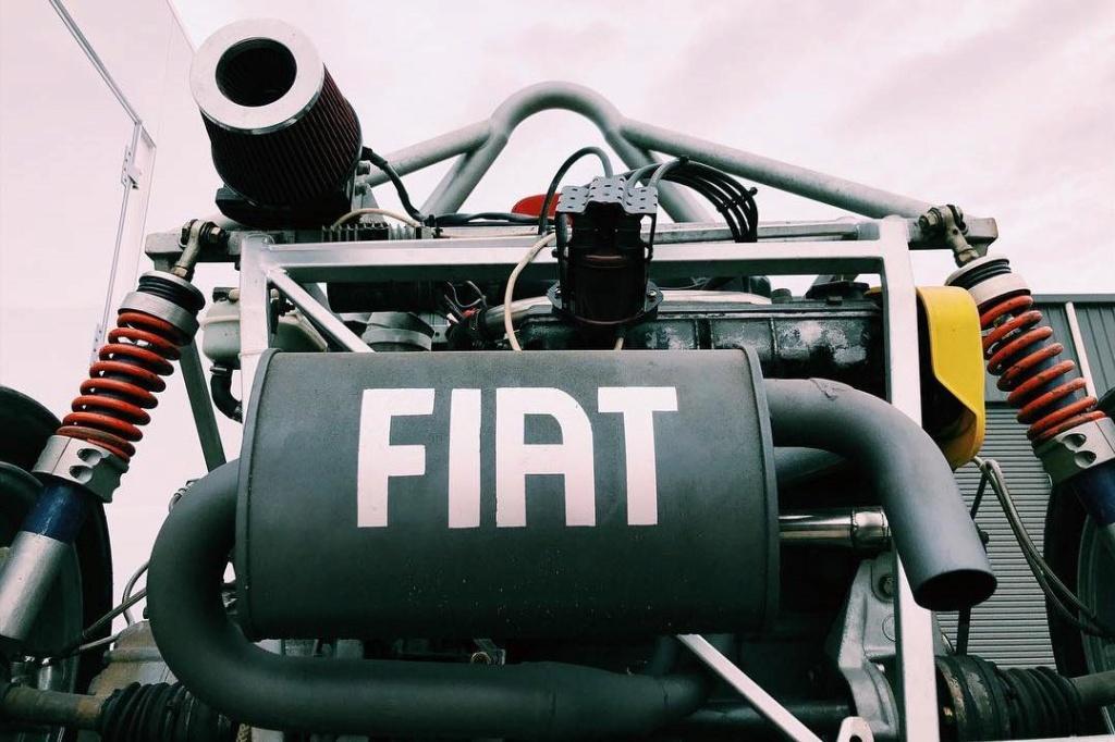 DMB i ostale formule i bolidi sa pogonom na Fiat motore 56960710