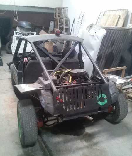 DMB i ostale formule i bolidi sa pogonom na Fiat motore Arener15