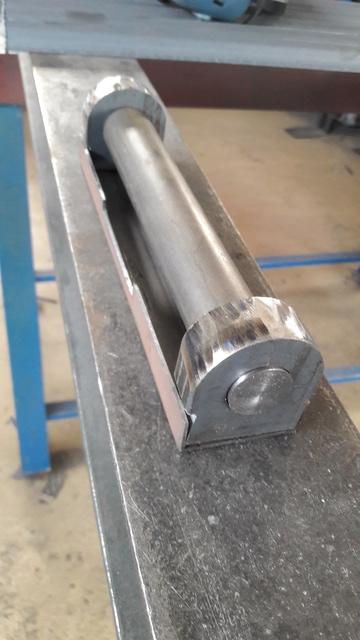 Mortier 80mm allemand (replique) 20170322