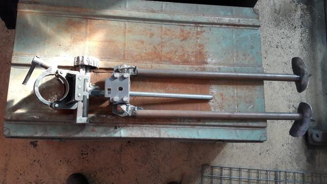 Mortier 80mm allemand (replique) 20170427