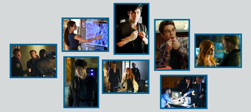 1x07 : Arcanes majeurs Ep16