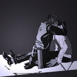 Magnus Bane et Alec Lightwood I_miss11