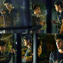 Magnus Bane et Alec Lightwood Img_2037