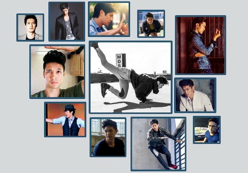 Harry Shum Jr. Mb20