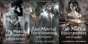 The Mortal Instruments - Les Origines