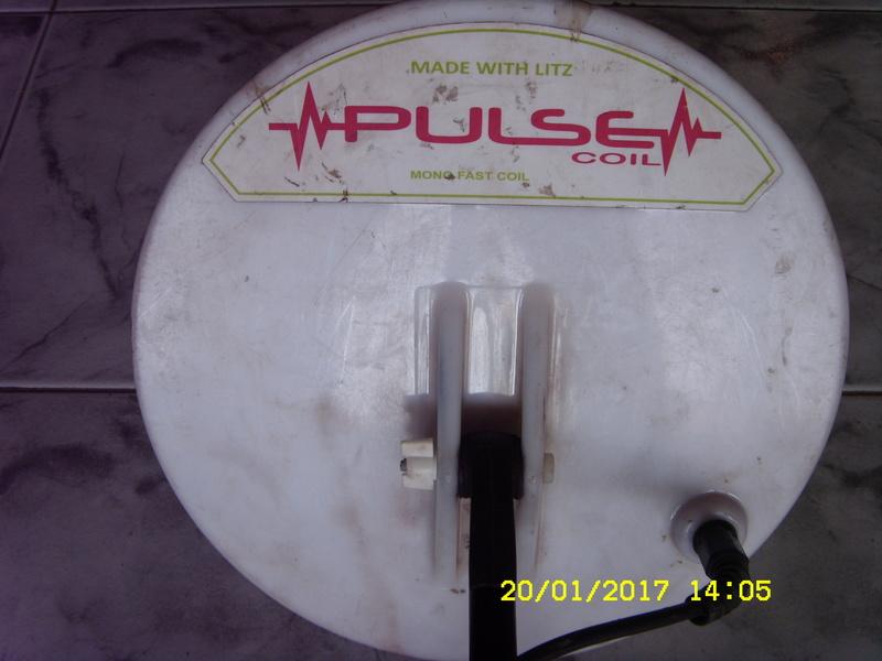 Продава се металотърсач Pulse St839815
