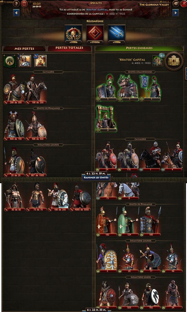korrigans contre kratos Raid210