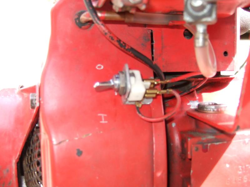 Motobineuse STAFOR S6B Dscf5219