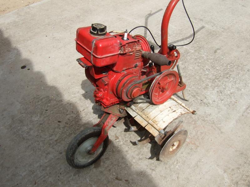 Motobineuse STAFOR S6B Dscf5222