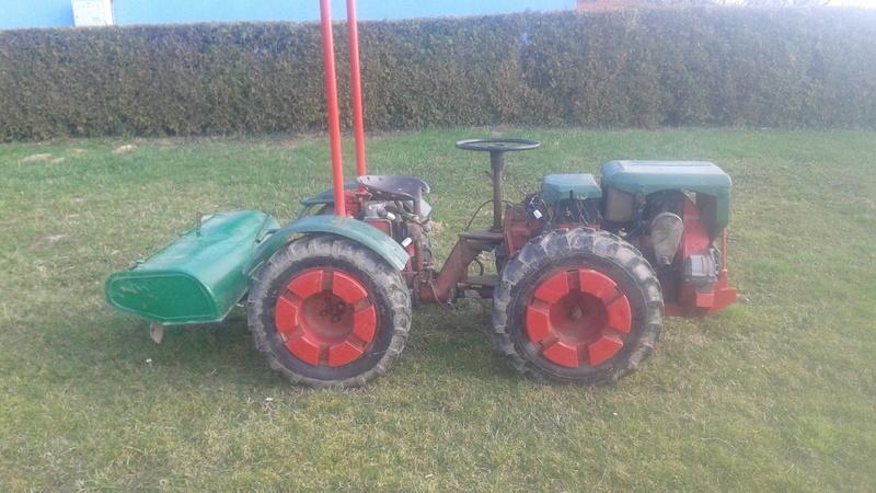 Prodajem traktor Tomo Vinković PE model 20170320