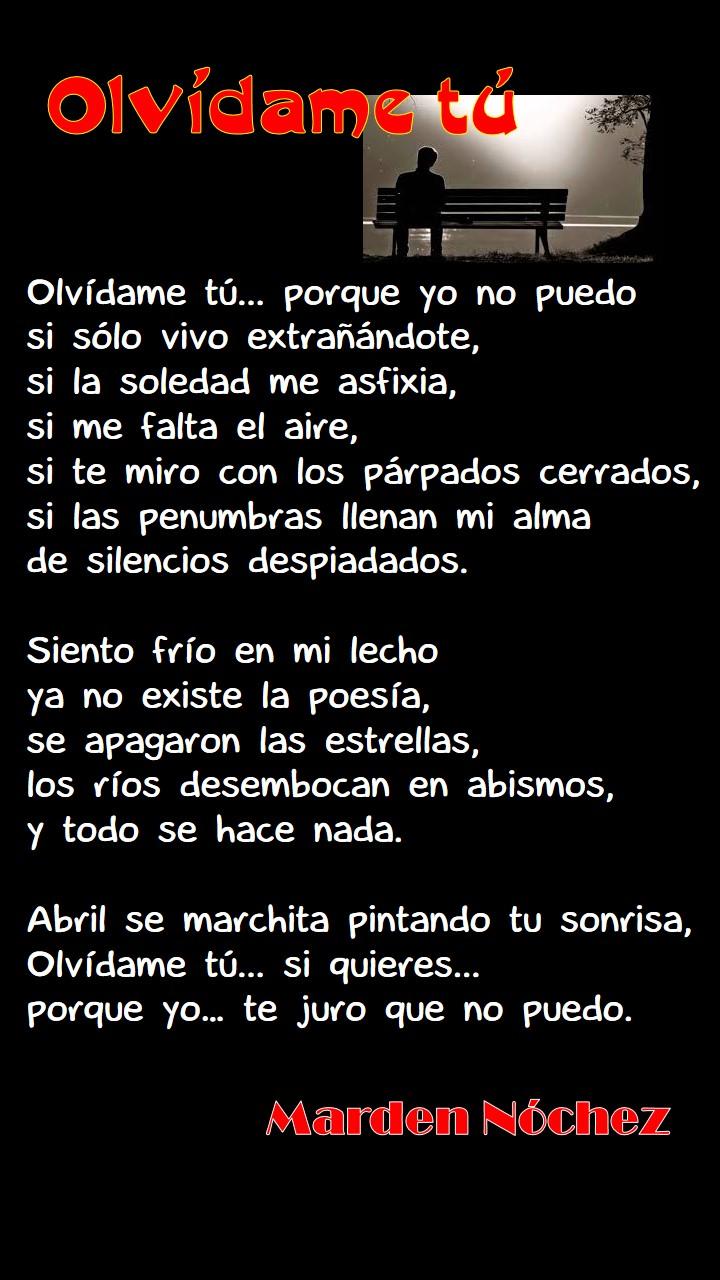 Olvídame Tú A_poem10