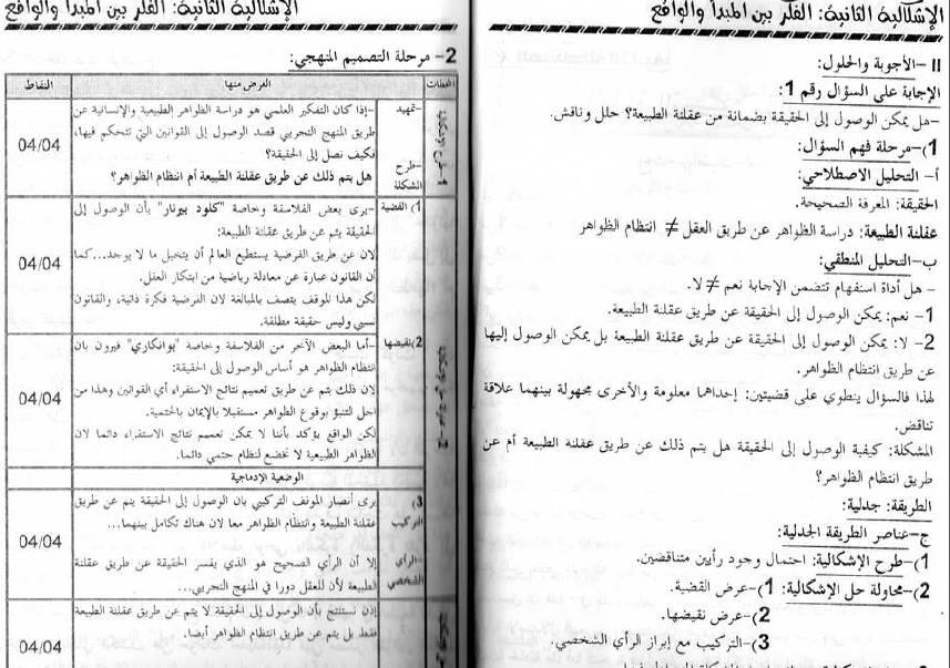 كتاب السامي في الفلسفة ثالثة ثانوي شعب علمية Bandi222